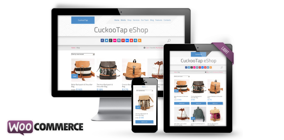 CuckooTap WooCommerce Ready